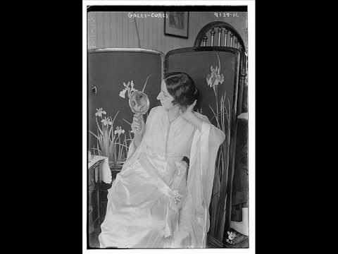 Amelita Galli-Curci  -  Madama Butterfly : Un Bel Di Vedremo (Puccini)