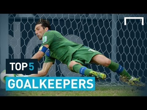 Top 5 Goalkeepers | 2012-2013