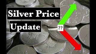 Silver Price Update - January 17, 2019 + Commodity Correlation