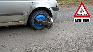 Warum müssen Reifen gewuchtet werden? | Dumm Tüch