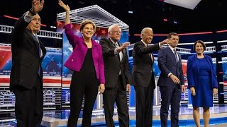 Democratic Candidates Spar on Issues