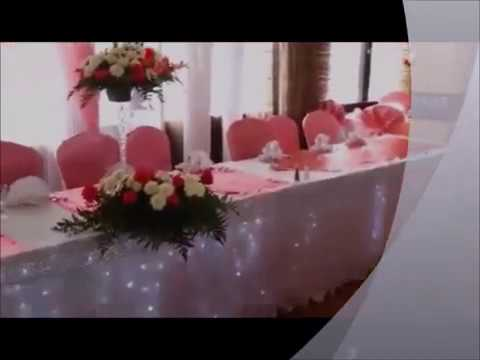 Faos events decoracion color coral youtube for Mesas y sillas para xv anos