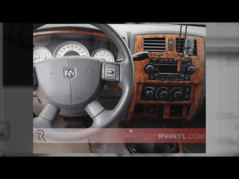 Rdash® 2005 - 2007 Dodge Dakota Dash Kits