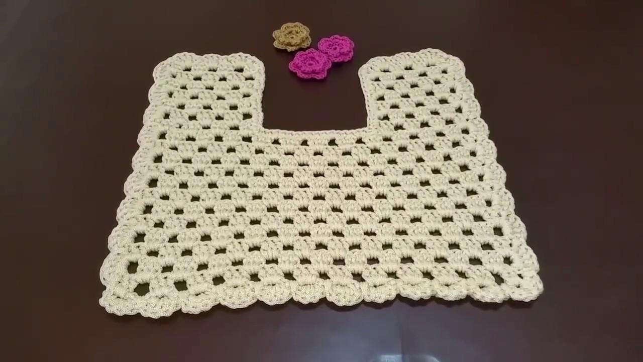 Tappeto Uncinetto Set Bagno Tapestry Crochet Youtube