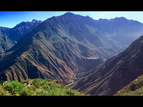 Canyon de Colca - Perú, mai 2017