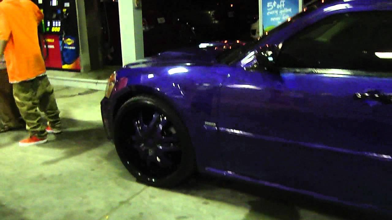 Purple Bowling Ball Paint Dodge Magnum Weeeetttt