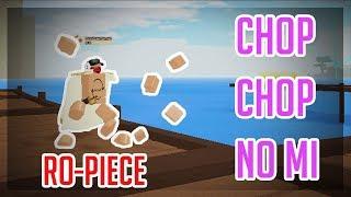 Ro-Piece| Chop Chop/Bari Bari No mi showcase| Roblox
