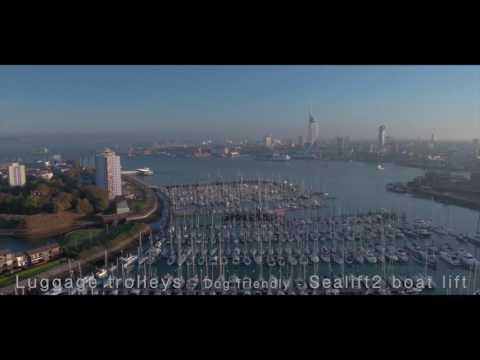Haslar Marina by SussexByAir