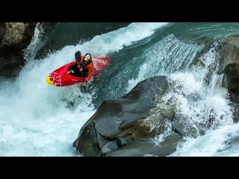 Kayak Expedition to Conquer Keyhole Falls