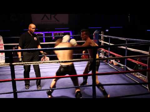 Dave Read (First Legion Fighters Gym)  Vs Paulo Augusto ( Fuzetta Gym )