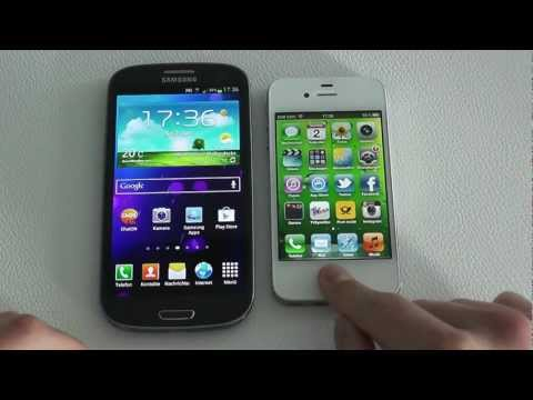 S-Voice (Galaxy S3) vs. Siri (iPhone 4S)   SwagTab