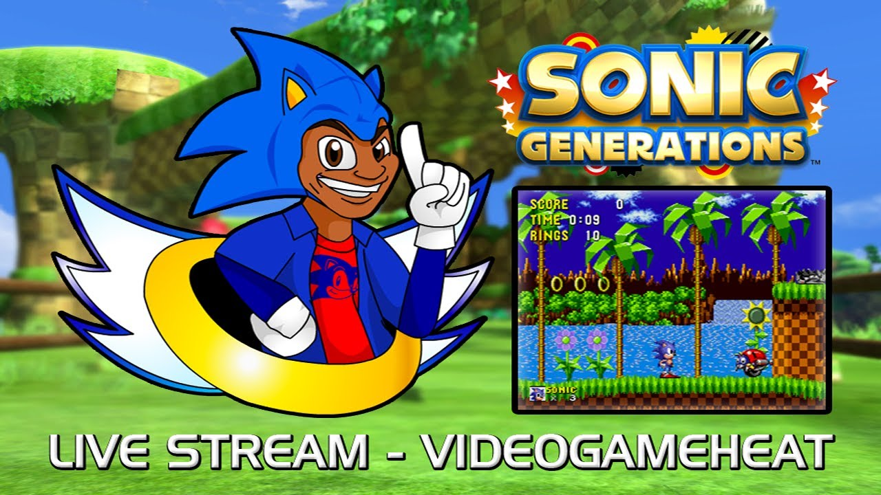 Good Alternate songs for stages? :: Sonic Generations ...