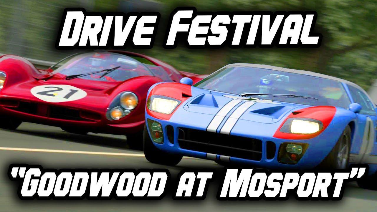 What is Drive Festival? Ford vs Ferrari, hill climb & more!