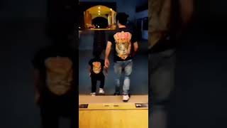 Baag Baag Sher aya Sher    Monark Trivedi Dance Plus 5 New Video