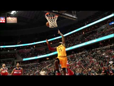 LeBron James Top 10 Plays of  2015 Cleveland Cavaliers  -  NBA ALL STAR 2015