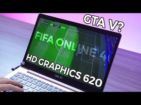 Chơi GTA V, FO4, PUBG Trên Card Onboard Sẽ Như Thế Nào?