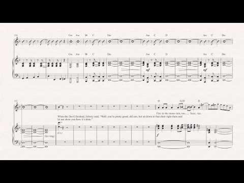Devil Went Down To Georgia Violin Sheet Music