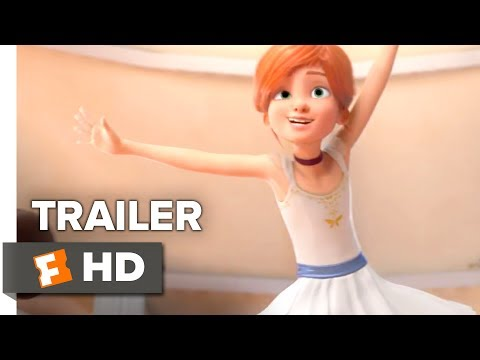 Leap! Trailer (2017) | 'Dance' | Movieclips Trailers
