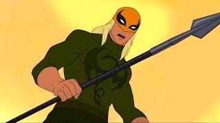 Марвел   Мстители: Секретные войны   Серия 20 Сезон 4 - Бессмертный и смертоносный