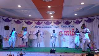 Tamil folk dance