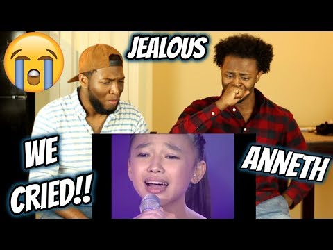 Anneth: 13-Year-Old Sings 'Jealous' by Labrinth (WE CRIED) REACTION