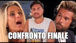 TEMPTATION ISLAND 2019: CONFRONTO FINALE (ULTIMA PUNTATA) | ANTHONY IPANT'S