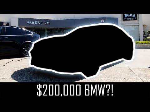 $200,000 BMW?!