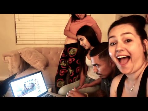 WE CAME OUT ON THE ACE FAMILY'S VIDEO!!! (OUR REACTON)