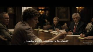The Social Network - Trailer Subtitulado [HD 1080p]