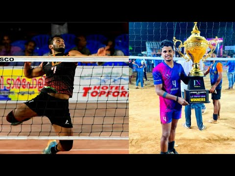 Download Anup d costa,Rakesh raki,Naveen Kanchan,riyaz,Best Volleyball Match 2021