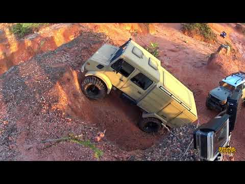 Trailseekers: Our Usual Sunday Session (TRX-4 CFX Wraith Venture Bomber)