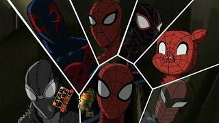 Ultimate Spider-Man Season 3 In Hindi Ep. 12 | RRR Show |