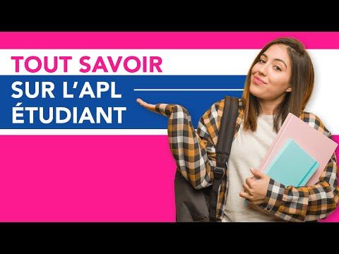 Tout savoir sur l'APL étudiant !