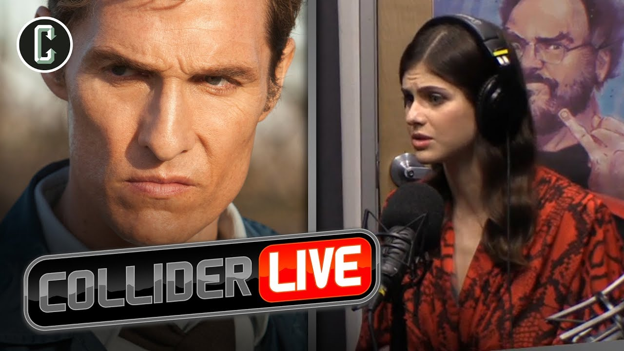 Download Alexandra Daddario Talks About Her Role on True Detective Season 1