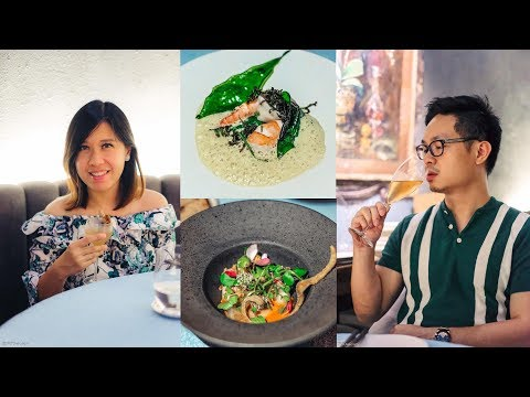 Review Blanco Par Mandif Fine Dining Di Ubud