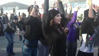 flash mob grand var 08/01/2011
