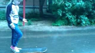 уроки по скейтбордингу #1