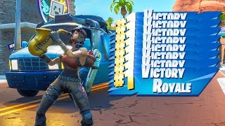 WIN EVERY GAME Using this VICTORY ROYALE GLITCH in Fortnite! (Fortnite Glitch Season 9)