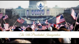 the 58th presidential inauguration of donald j trump 2017 full