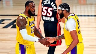 Los Angeles Lakers vs Miami Heat FULL Highlights | Game 2 NBA Finals | 2020 NBA Playoffs
