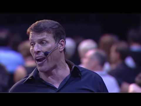 Tony Robbins Speaker | PDA Speakers