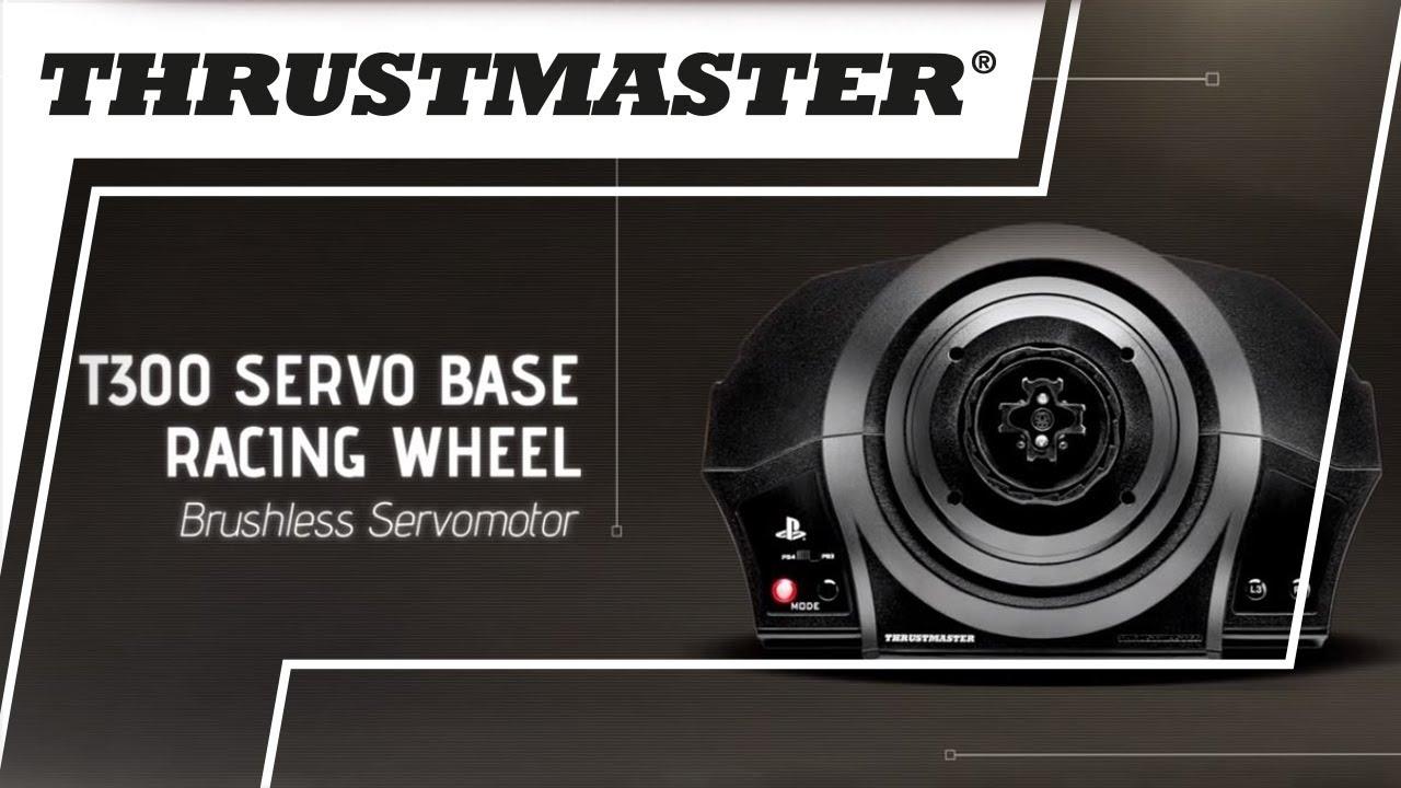 9524e2d3d64 T300 Servo Base Racing Wheel to customize your Sim Racing Simulator |  Thrustmaster