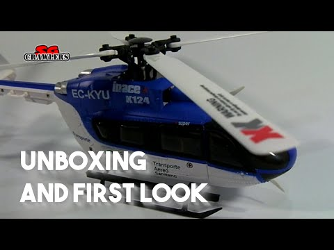 xk-k124-ec145-scale-6ch-3d-aerobatic-flybarless-rc-helicopter-rtf---unboxing-and-first-look!