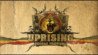 Dj Simple Sample - Uprising Reggae Festival Mixtape 2010