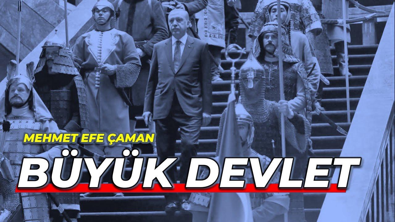 Download Büyük devlet [Mehmet Efe Çaman]