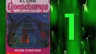 Goosebumps Retrospective #1: Welcome To Dead House