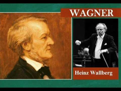 Wagner: Siegfried's Rhine Journey - Symphony Orchestra of the Vienna State Opera/Heinz Wallberg