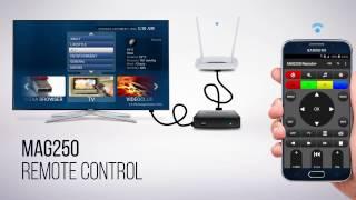 MAG250 Remote app screenshot 5