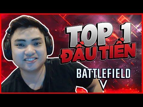 RIP113 TRẢI NGHIỆM TOP 1 ĐẦU TIÊN GAME BATTLEFIELD 5 BATTLE ROYALE