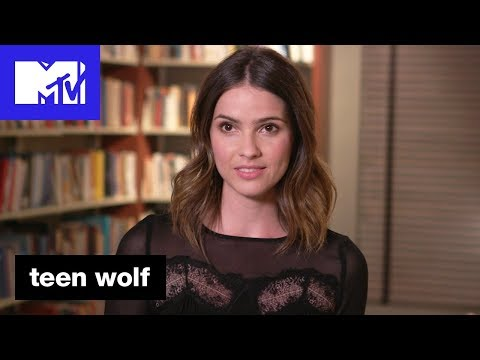 Shelley Hennig Is Not Done w Malia...  Teen Wolf Season 6B  MTV